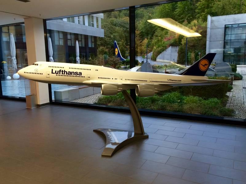 Lufthansa AG Strategie-Tagung für 200 Personen!