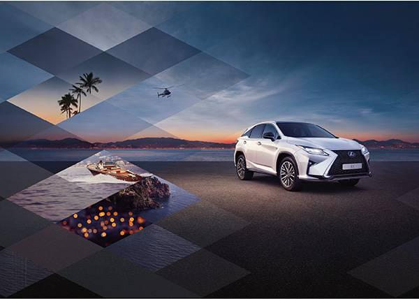 Etatgewinn von Lexus – die RX Premiere!
