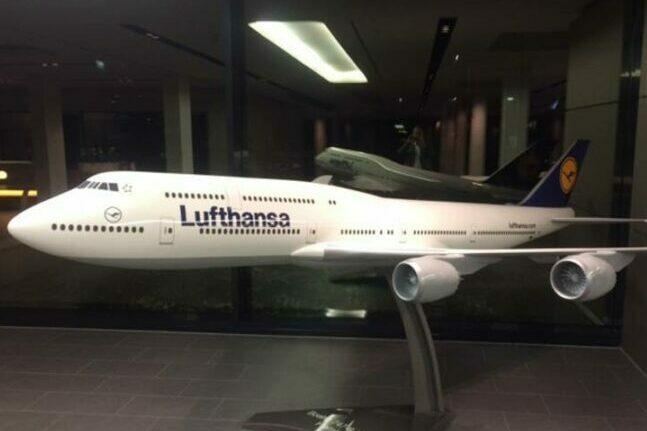 Lufthansa Klausurtagung